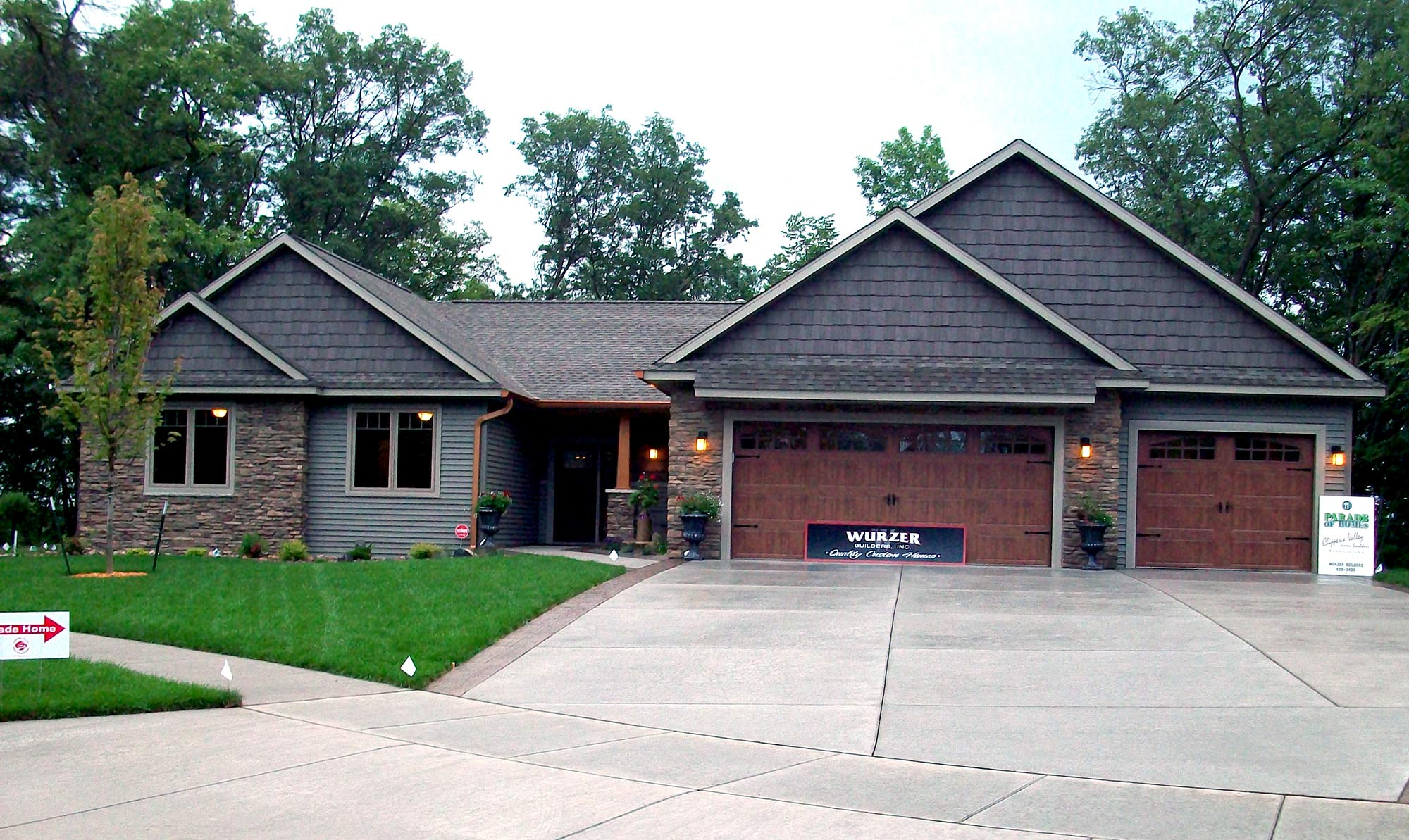 Benjamin Parade Home exterior
