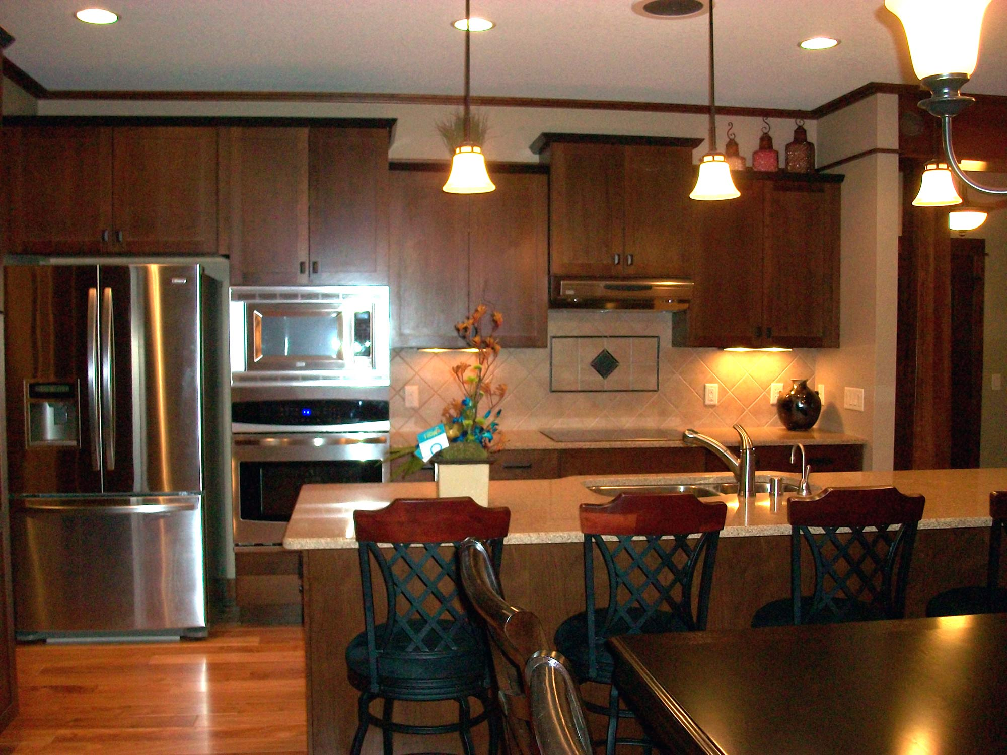 Benjamin Parade Home staging