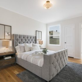 Parade of Homes 2018 Bedroom