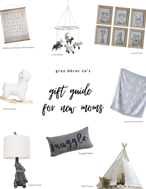 gift guides for new moms