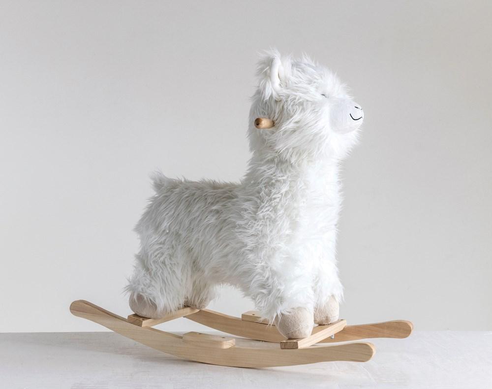 roacking llama